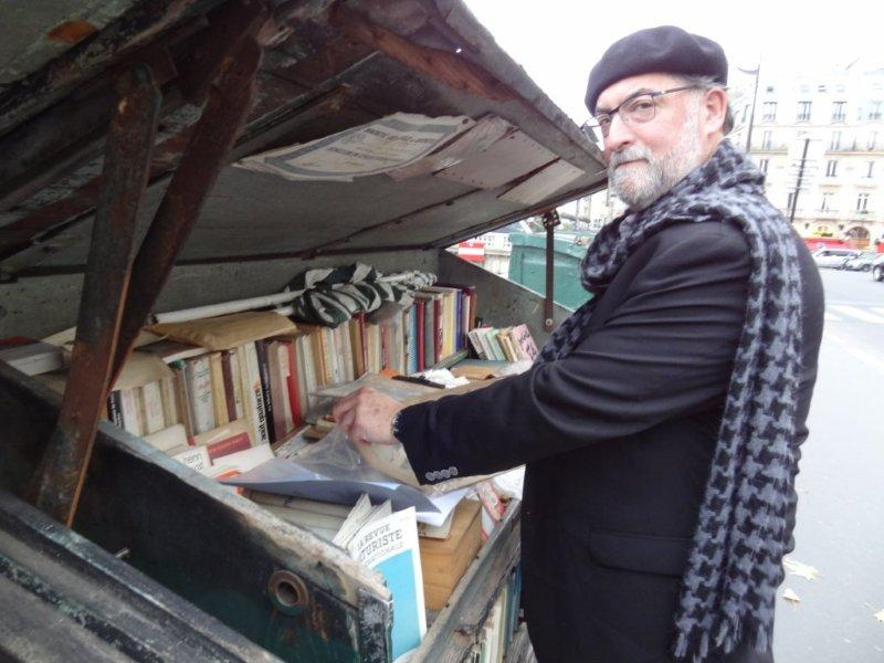 Marc Selvaggio, Bookseller (formerly Schoyer's Books)