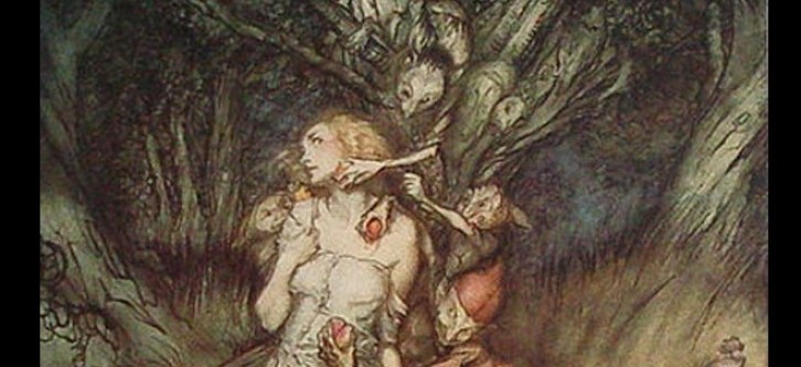 Image result for goblin market laurence