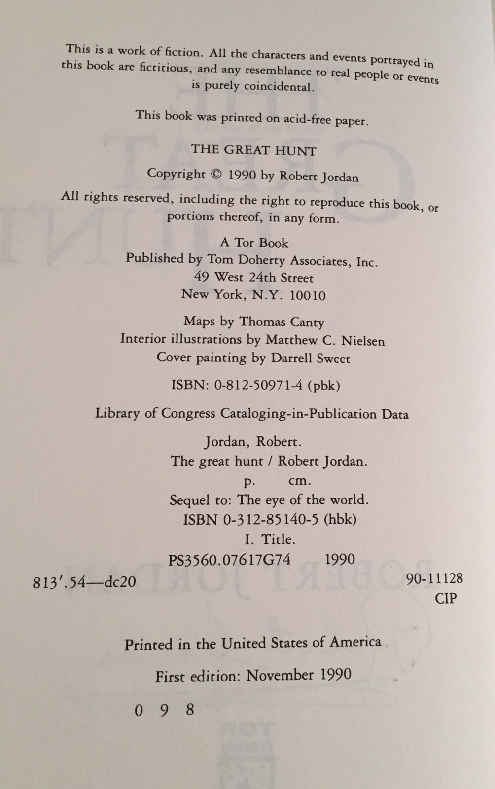 Collecting robert jordans wheel of time the new antiquarian the collecting robert jordans wheel of time the new antiquarian the blog of the antiquarian booksellers association of america gumiabroncs Gallery