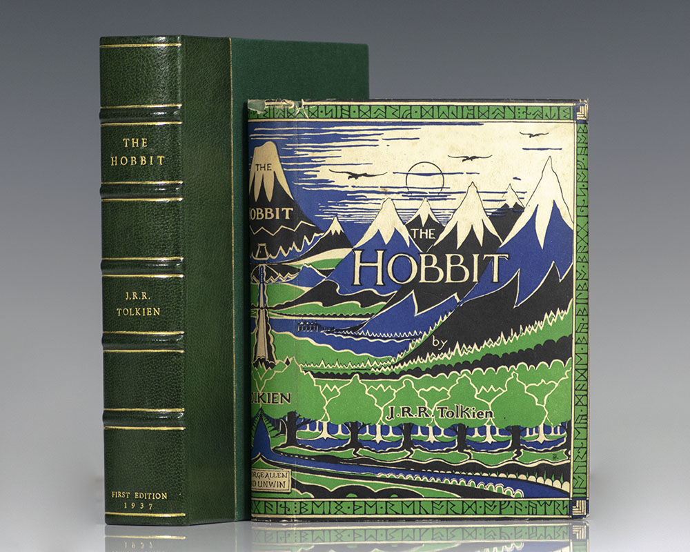The Hobbit (First Edition)