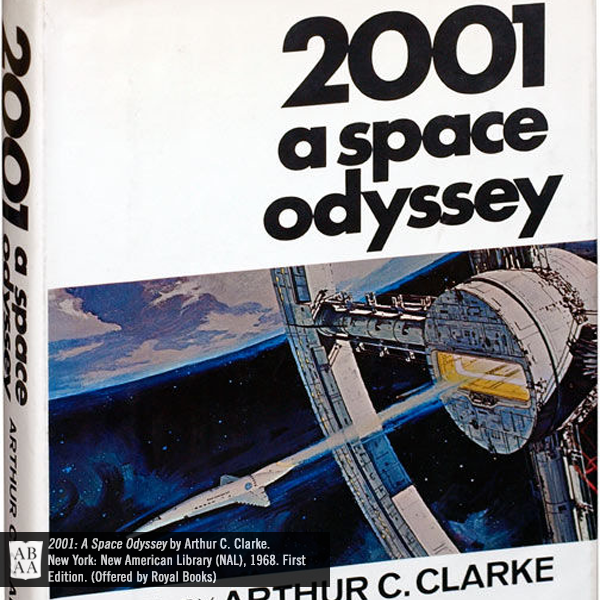 2001: a Space Odyssey (First Edition)