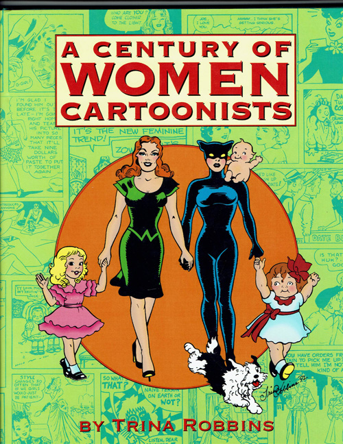 A Century of Women Cartoonists
