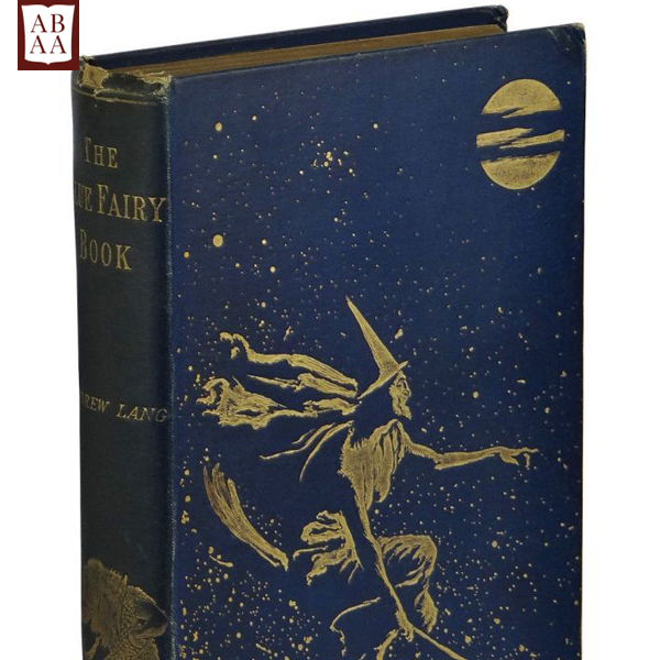 Blue Fairy Book (First Edition)