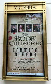 The Book Collector Marquee