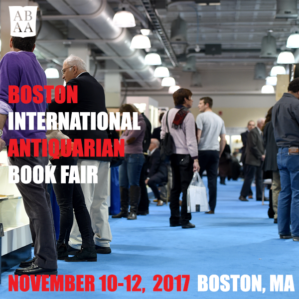 Boston Book Fair Image