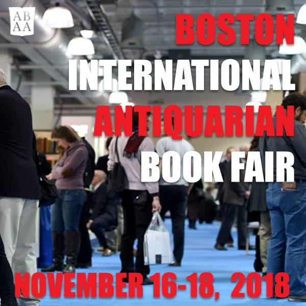 2018 Boston Book Fair