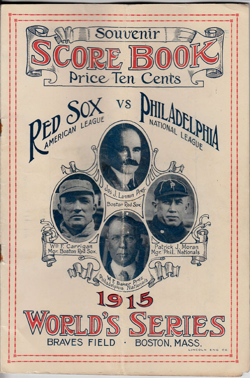 1915 World Series
