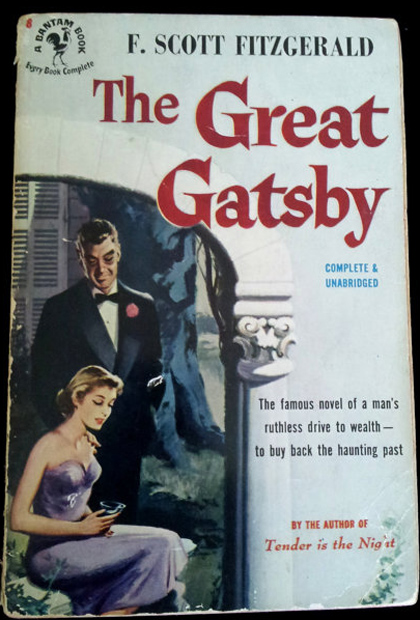 Jay Gatsby as a George Clooney lookalike?