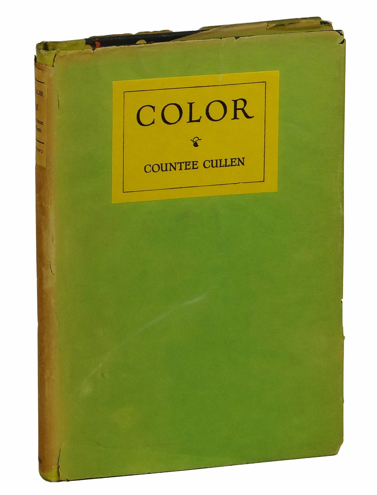 Color, Countee Cullen