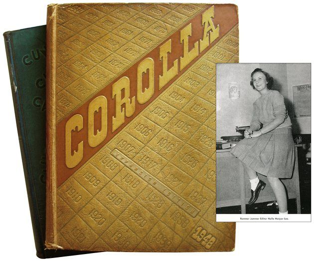 The Corolla (Harper Lee's college yearbook)