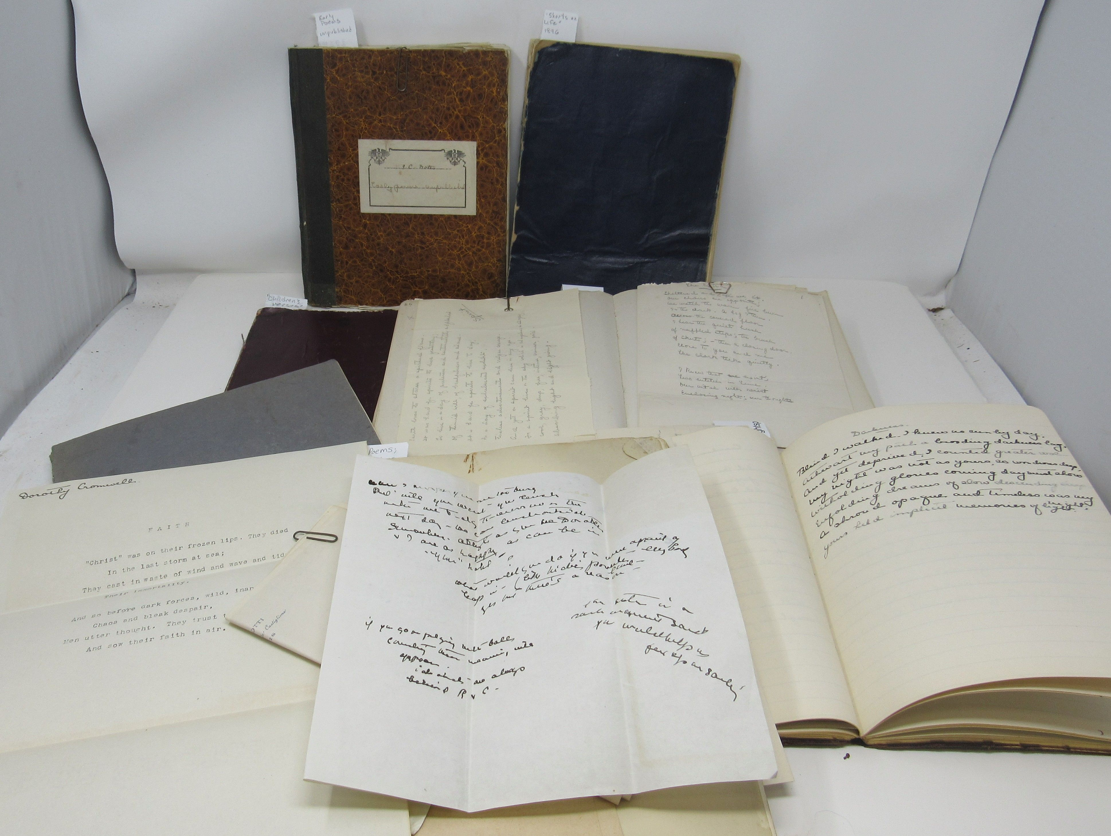 Cromwell Sisters Archive