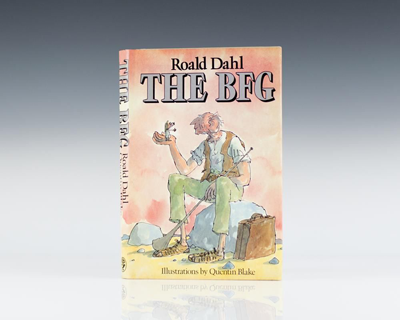 The BFG (First Edition) 413de241ead68