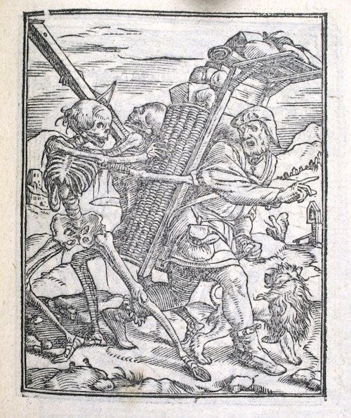 Dance of Death, Holbein