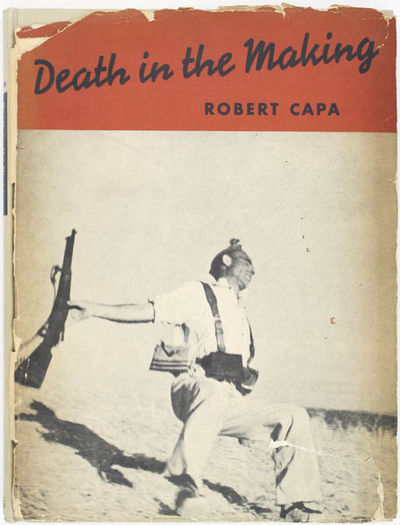 Death in the Making, Capa