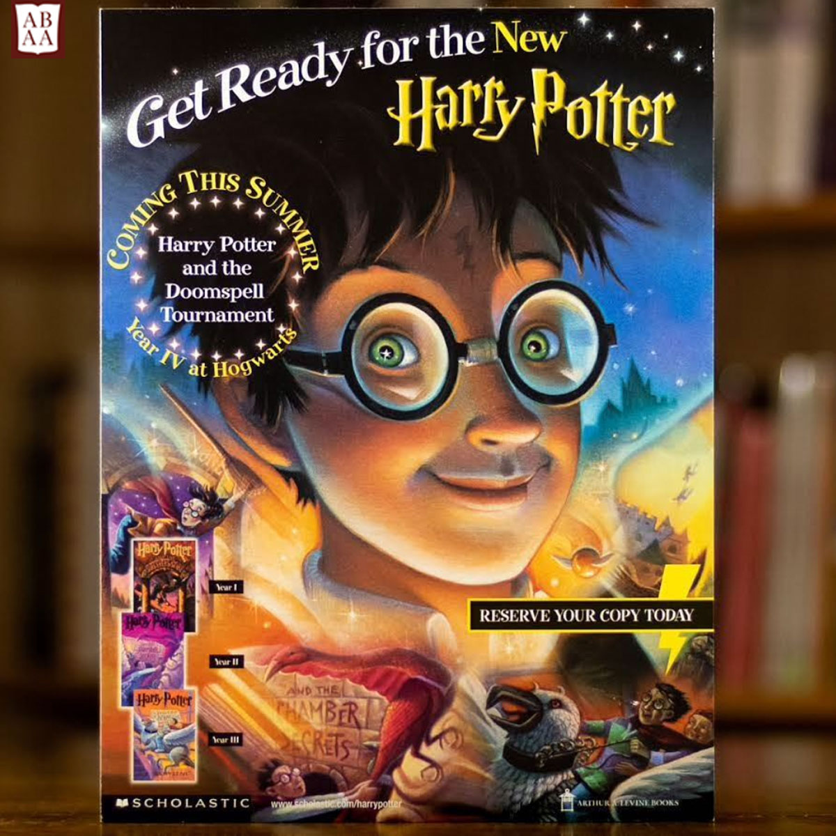 Collecting Harry Potter | The New Antiquarian | The Blog of The