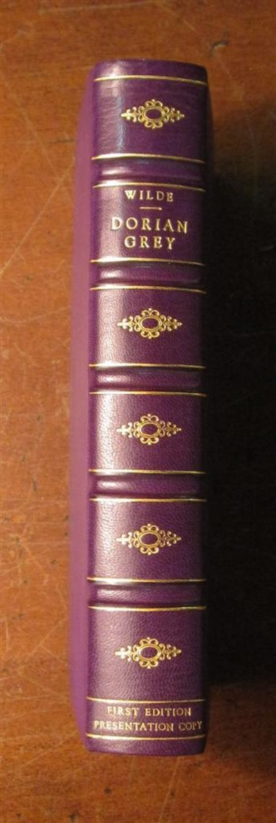 The Picture of Dorian Gray (Signed, First Edition) by Oscar WIlde