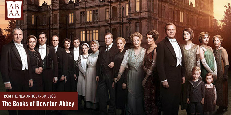 The Books of Downton Abbey