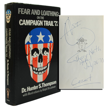 Fear & Loathing on the Campaign Trail '72