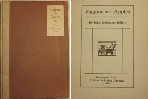 Flagons and Apples, Robinson Jeffers