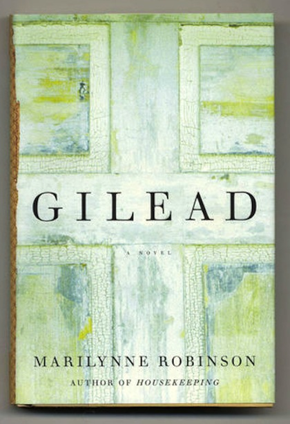 Gilead, First Edition, Signed