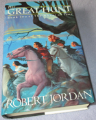 The Great Hunt, UK First Edition