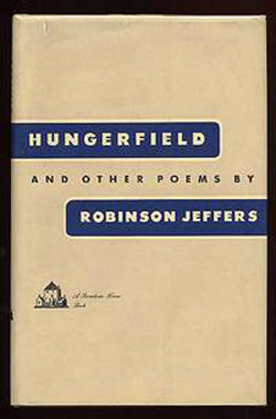 Hungerfield by Robinson Jeffers