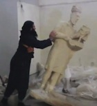 ISIS Funded by Stolen Antiquities?
