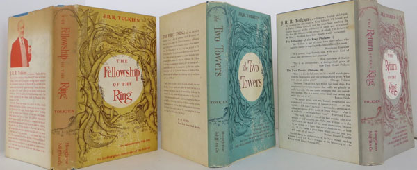 Lord of the Rings First American Editions