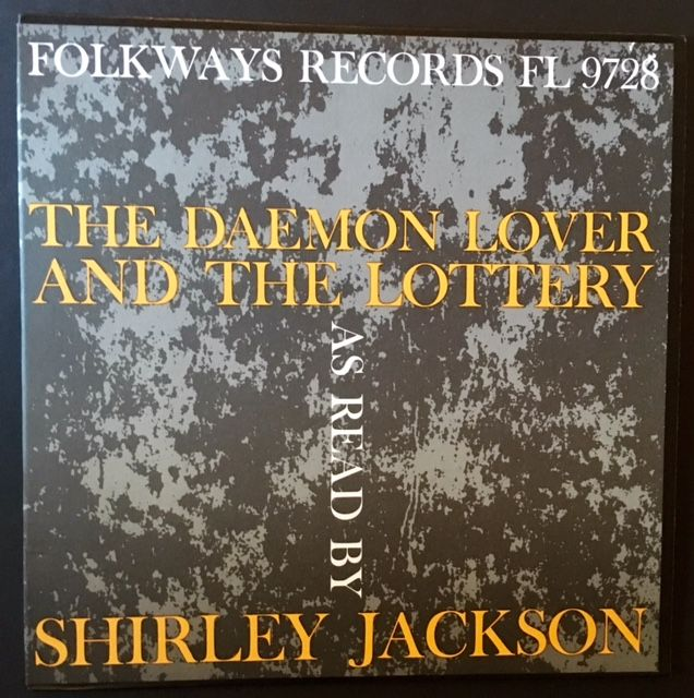 Folkways Records: Shirley Jackson