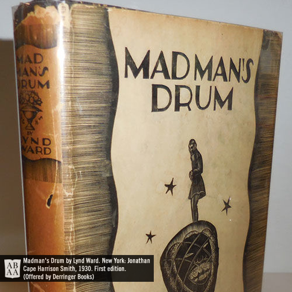 Mad Man's Drum (First Edition)