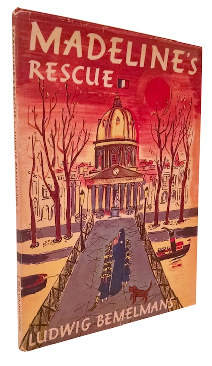 Madeline's Rescue, first edition, Caldecott Medal