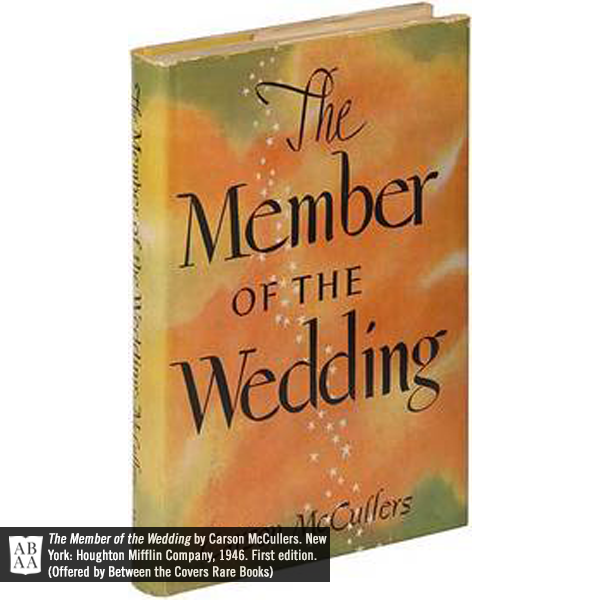 The Member of the Wedding by Carson McCullers (First Edition)