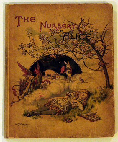 The Nursery Alice, cover