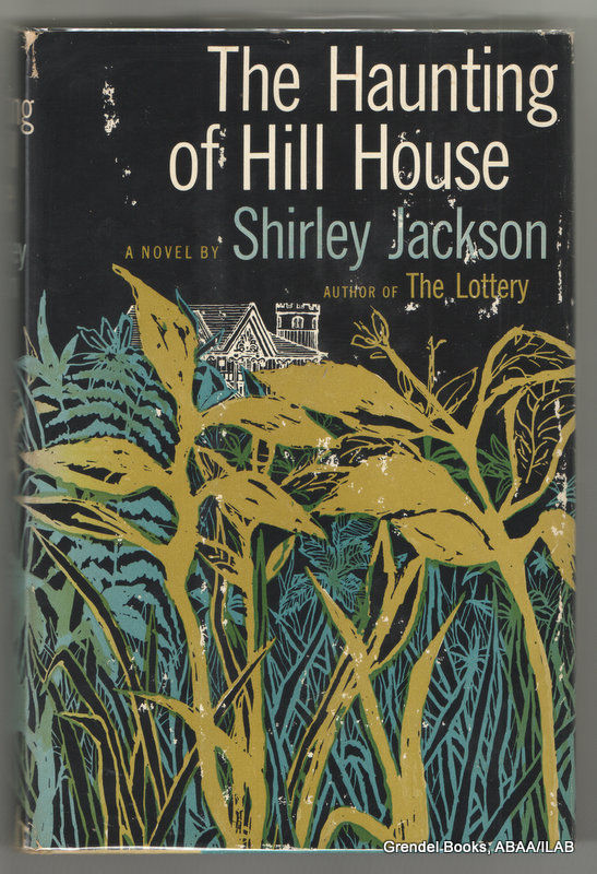 Haunting of Hill House, Shirley Jackson