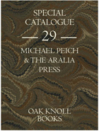 Oak Knoll Special Catalog 29