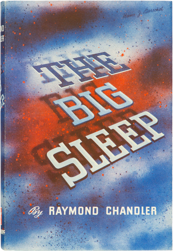 The Big Sleep (First Edition)