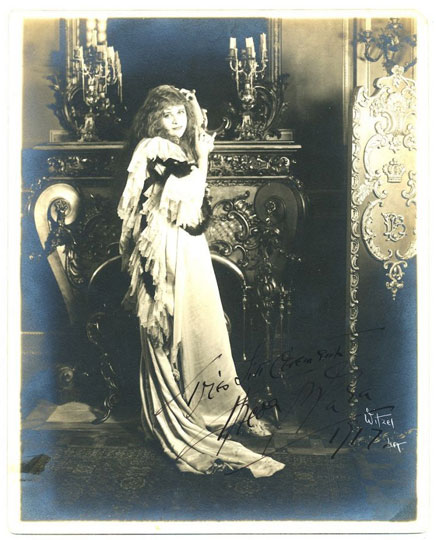 Theda Bara, Downton Abbey