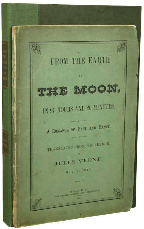 Verne, From the Earth to the Moon