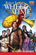 Wheel of Time Comics