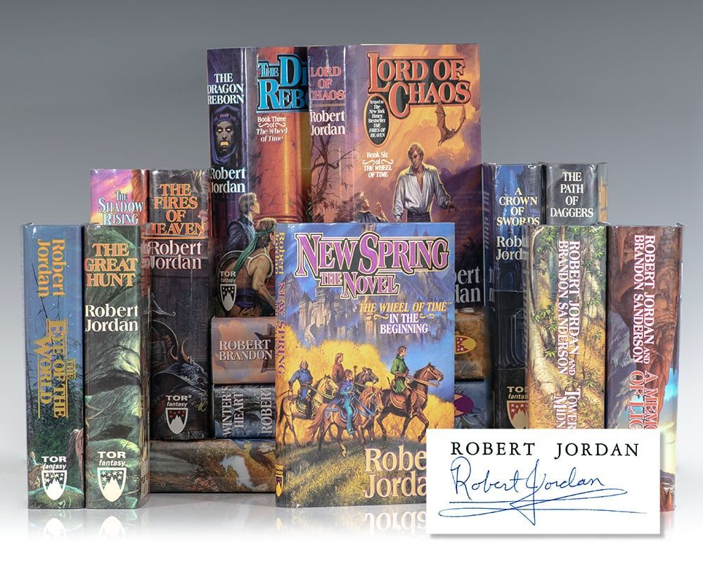 Wheel of Time series