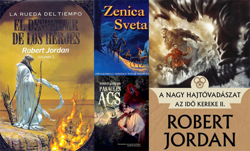 WoT Foreign-Language Editions