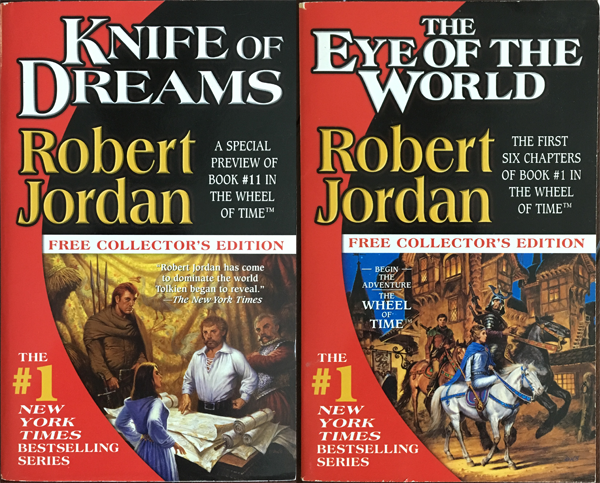 Collecting Robert Jordan's Wheel of Time | The New