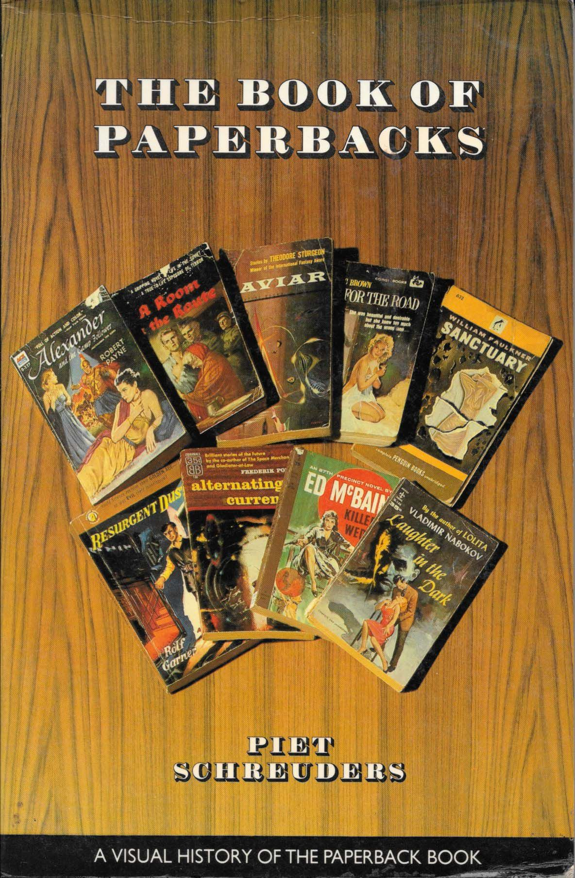 Book of Paperbacks