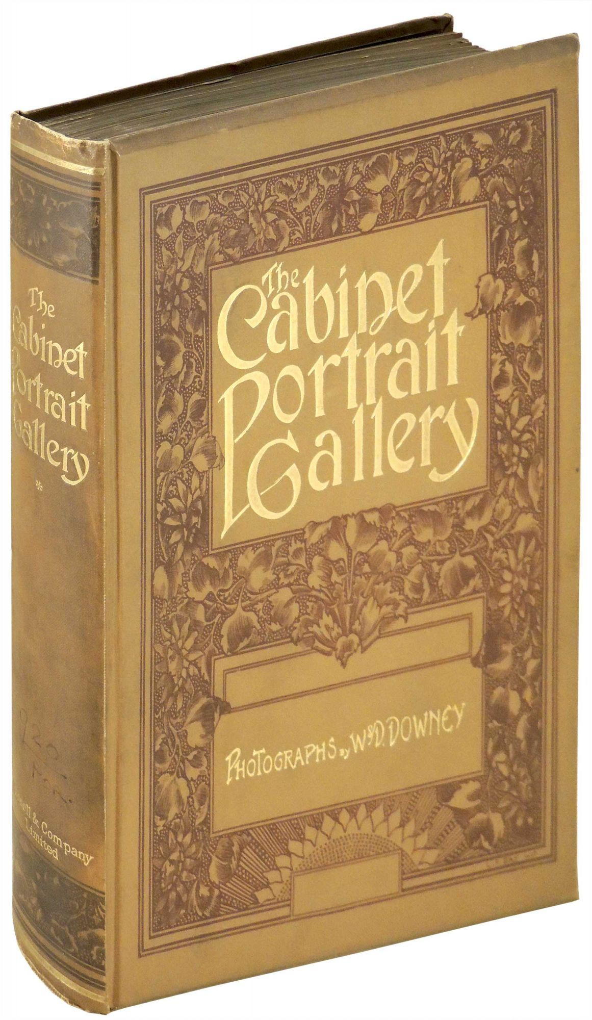 Cabinet Portrait Gallery