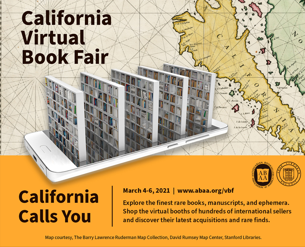 California Virtual Book Fair