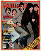 Cars Rolling Stone Cover