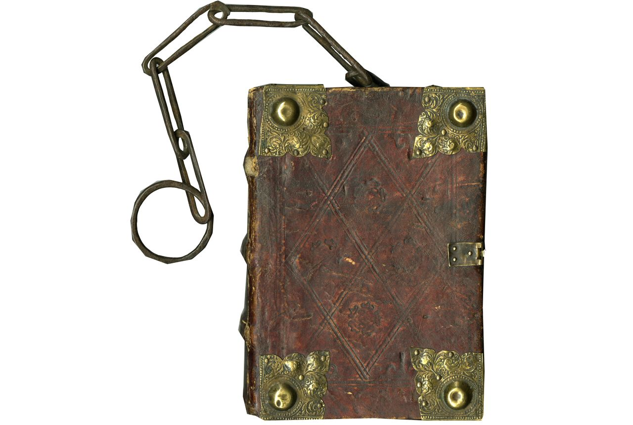 Chained Book