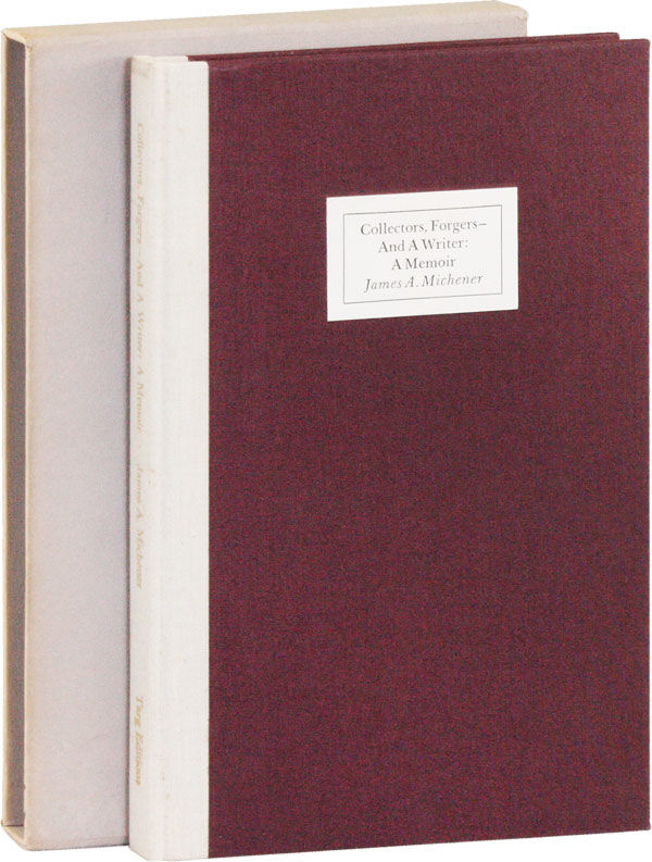 Michener, Collectors, Forgers