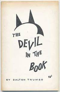 The Devil in the Book, by Dalton Trumbo
