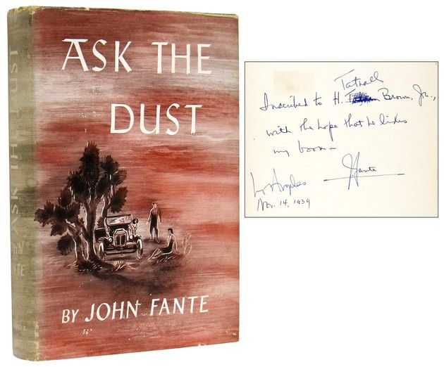 Ask the Dust, John Fante